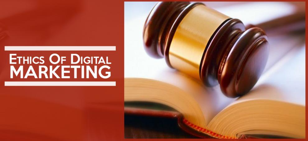 Ethics of Digital Marketing