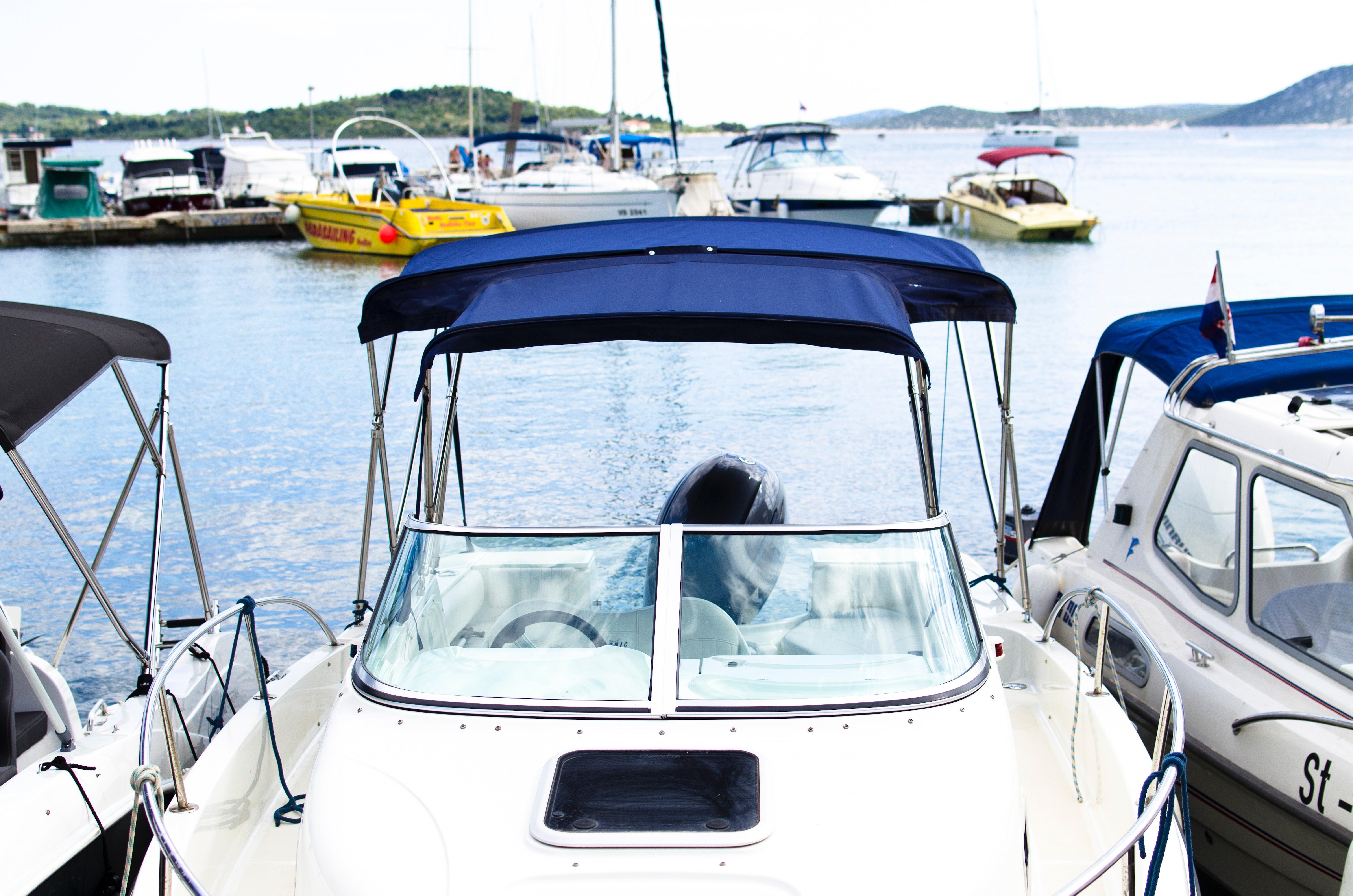 Boat insurance image