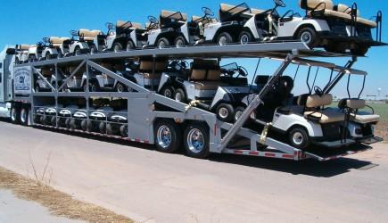 golf cart shipping company New York