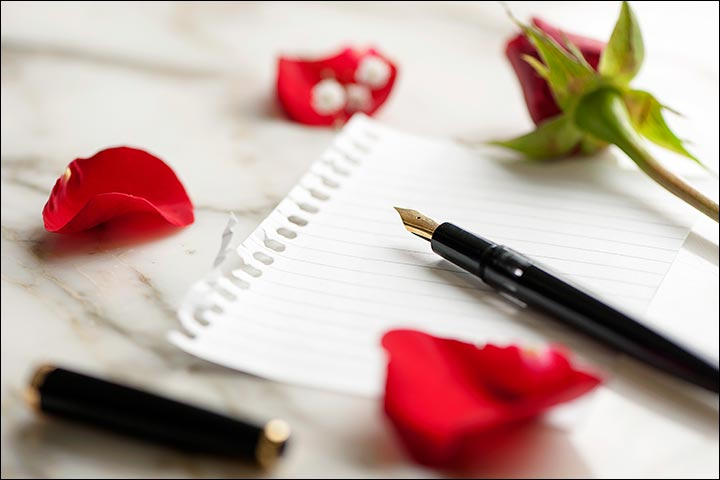 how to write a love letter in 6 steps