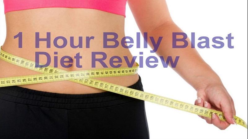 1 Hour Belly Blast Diet Plan