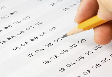 General Characteristics of Aptitude Test