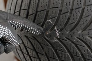 How to Repair a Nail in Your Tires